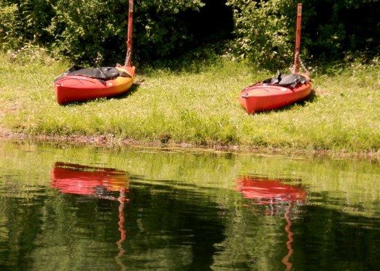 Barnesville, PA: Kayak Reflections