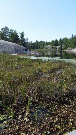 Britt, Kanada: Hiking trail