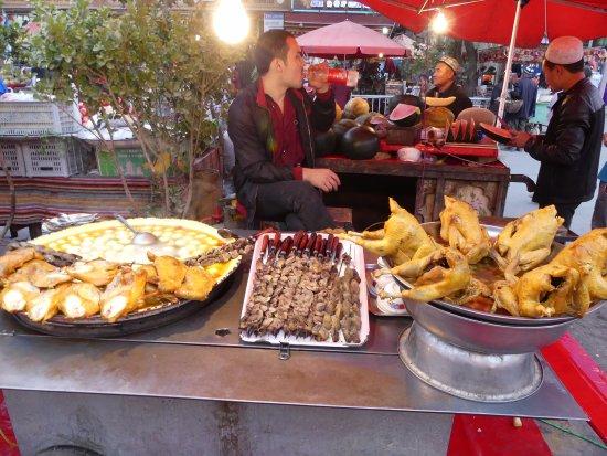 North Jiefang Road Market : Yummy