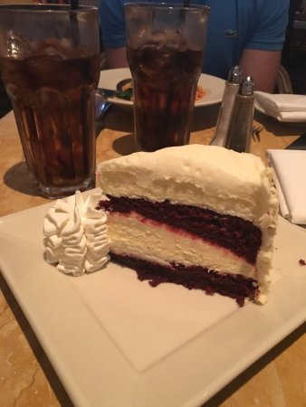 The Cheesecake Factory: Cheesecake