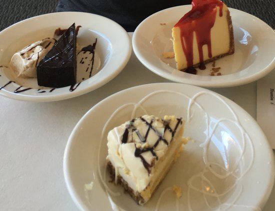Okmulgee, OK: All desserts are to die for!