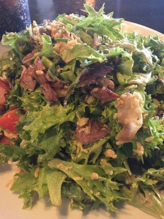 Tulare, CA: Tri tip salad