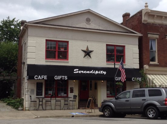 Love this Cafe in the heart of La Grange, Kentucky