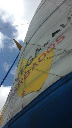 Barbados Sailing : Set sail