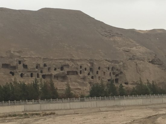 Dunhuang, Chine : Les photos de souvenirs