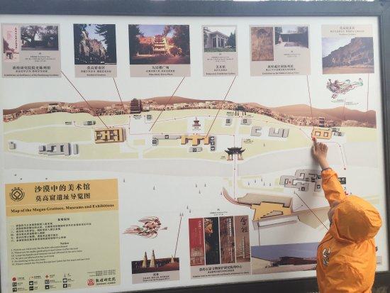 Dunhuang, Kina: Les photos de souvenirs