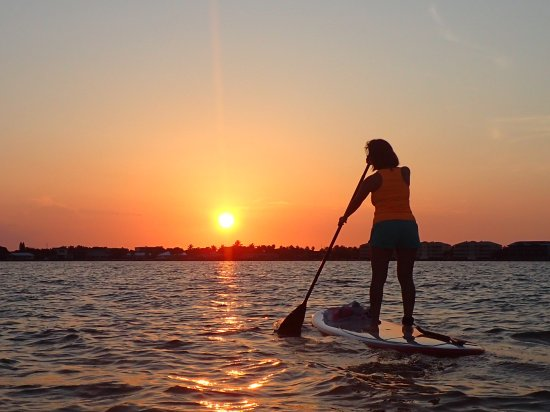 Palm Bay, FL: SUP is Fun
