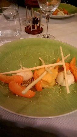 Senonches, Frankrike: Marmelade d'abricot...
