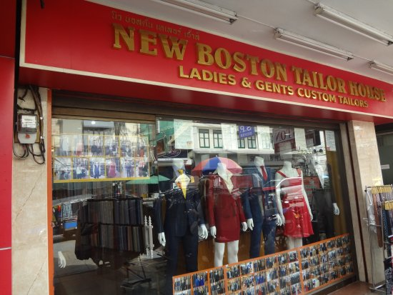 New Boston Tailor