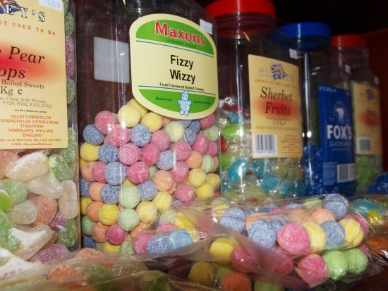 Whiteman, Αυστραλία: The best place to stop for a lolly treat