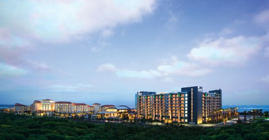 Haevichi Hotel & Resort Jeju: Exterior