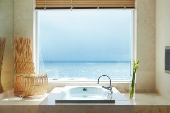 Haevichi Hotel & Resort Jeju: Ocean Suite Room_Bath Room