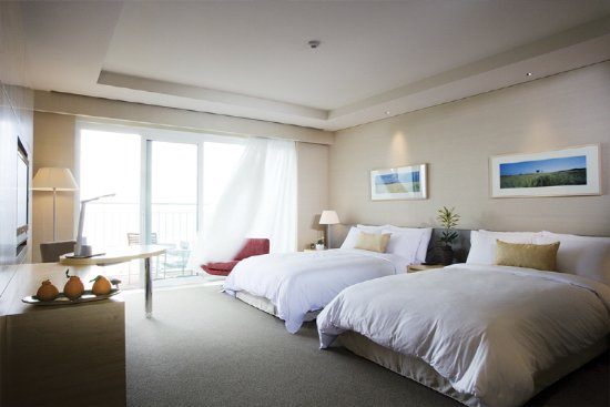 Haevichi Hotel & Resort Jeju: Superior Room