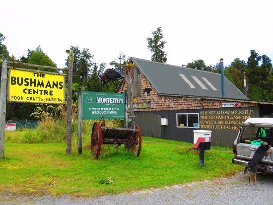The Bushmans Centre