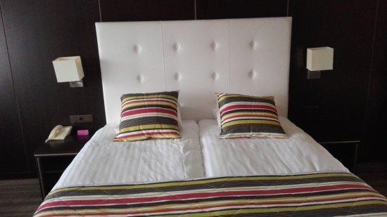 Zuidbroek, The Netherlands: Comfortable bed