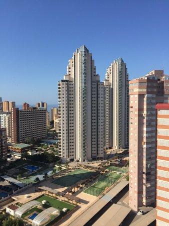 Evamar Apartments: Location