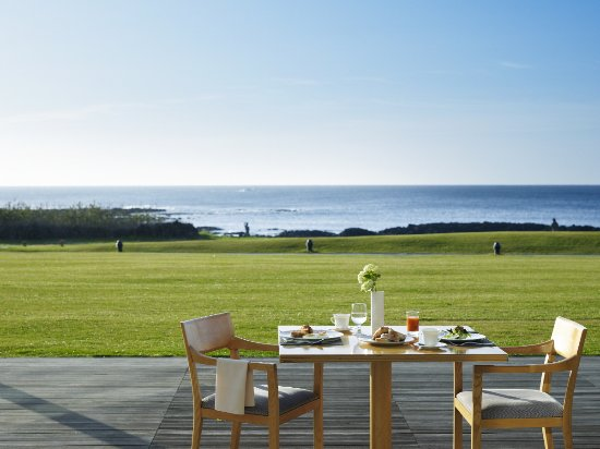 Haevichi Hotel & Resort Jeju: A_Dining