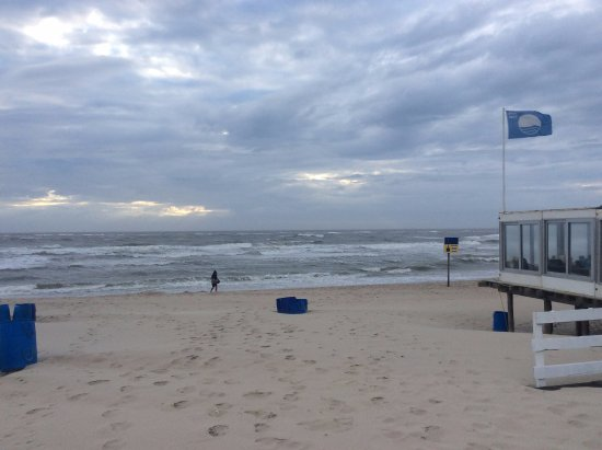 Callantsoog, Holland: From next to the strandtent