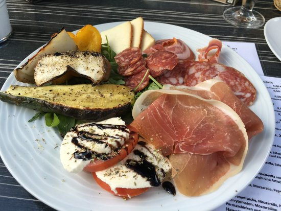 Bodenheim, Germany: Antipasti