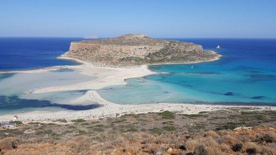 Kamisiana, Grécia: Balos Beach