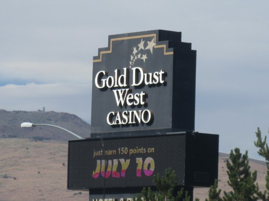 Gold Dust West Carson City: Gold Dust West Casino, Carson City, Nevada
