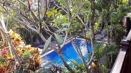 Tropical Bali Hotel: Vu de la chambre