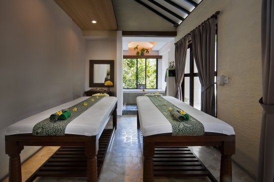 Anahata Villas & Spa Resort: Spa Room