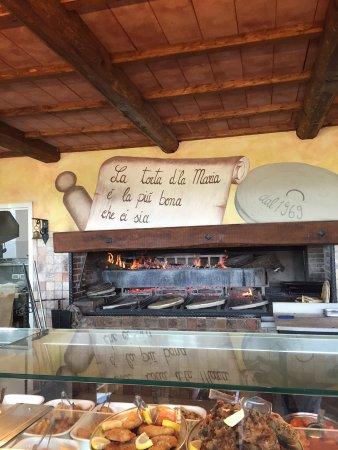 Torricella di Magione, Italia: Da Faliero e la Maria