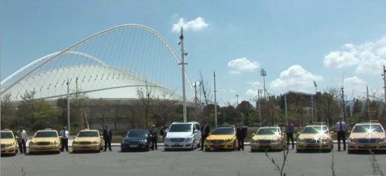 Mercedes Taxi Club