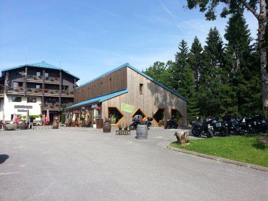 bernadette picture of hotel le grand chalet foncine le haut tripadvisor
