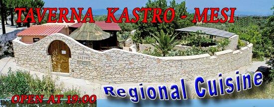 Taverna Kastro Mesi Rethymno Crete