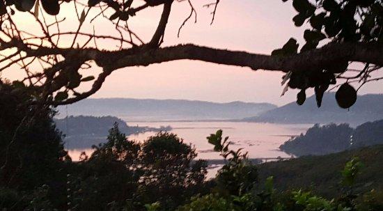 Rheenendal, Sudáfrica: Sunrise at 191 Nirvana