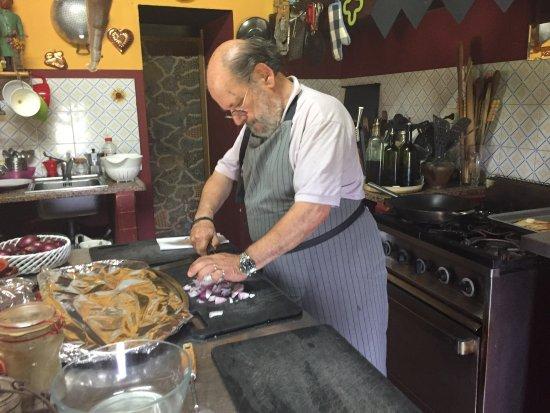 Castello della Paneretta Agriturismo Cooking Class