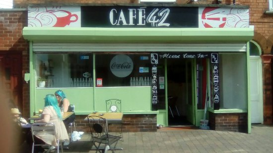 Cafe 42 bed & breakfast