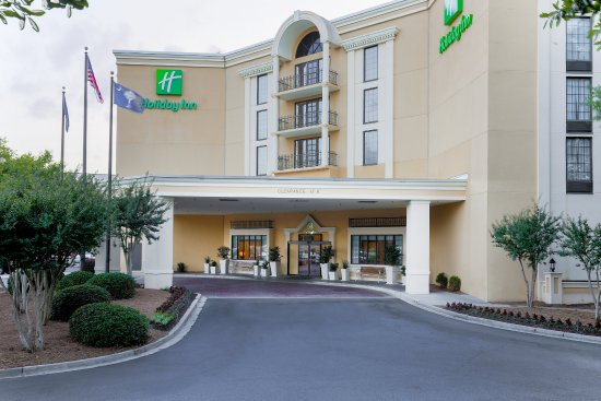 Holiday Inn Charleston-Mount Pleasant: Welcome to our Charleston Hotel. Holiday Inn Mount Pleasant
