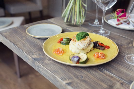 Cark, UK: Food