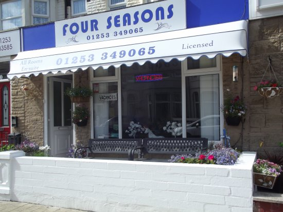 Photo of All Seasons Hotel Blackpool