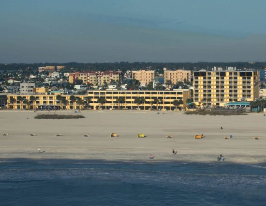 Bilmar Beach Resort Gulf Of Mexico