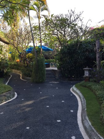 Balinese style :)