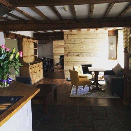 Cockermouth, UK: Belle Vue interior