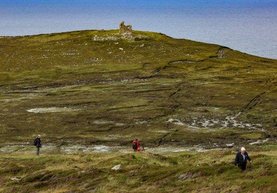 Dunfanaghy, Irlanda: Long Trek Back