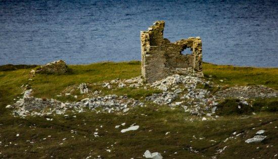Dunfanaghy, Irlanda: Derelict Watch Tower