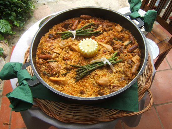 Can Jepet Rooms: Arroz montaña