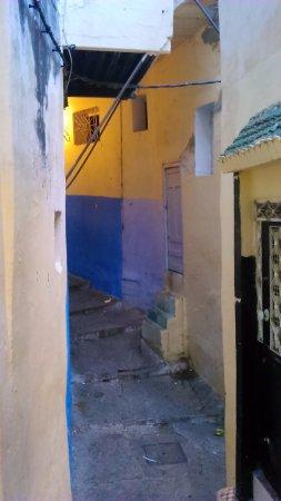 Tangier Casbah: Calles de la Casbah
