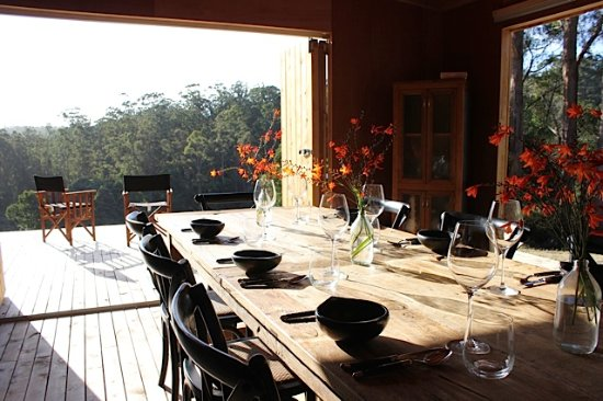 Lunawanna, Αυστραλία: Dining Room