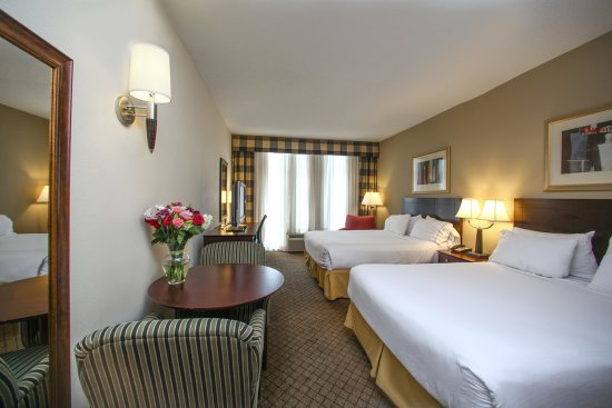 Holiday Inn Express Atlanta-Emory University Area: Double Bed Guest Room