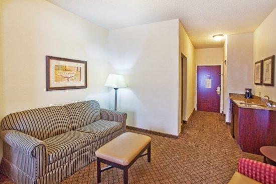 هوليداي إن إكسبريس أتلانتا - إيموي: Guest Room