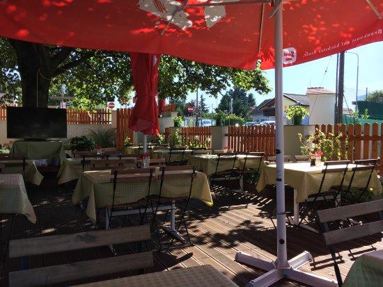 Kleiner Garten- China Restaurant - Bild Von Kleiner Garten- China