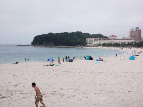 Shirahama Beach: IMG_20160712_125843_large.jpg
