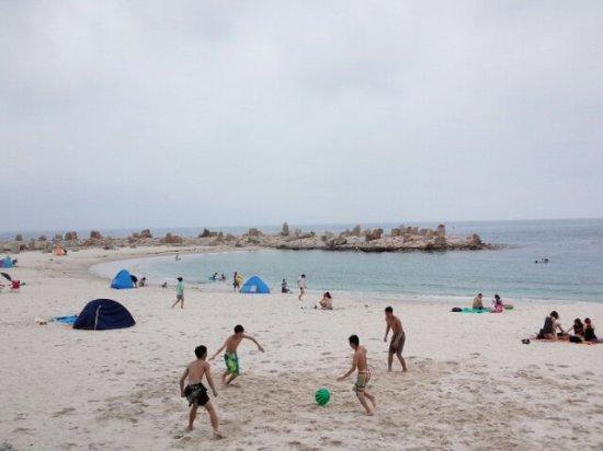 Shirahama Beach: IMG_20160712_125849_large.jpg